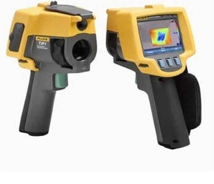 Thermal Imaging Cameras Used for Detection