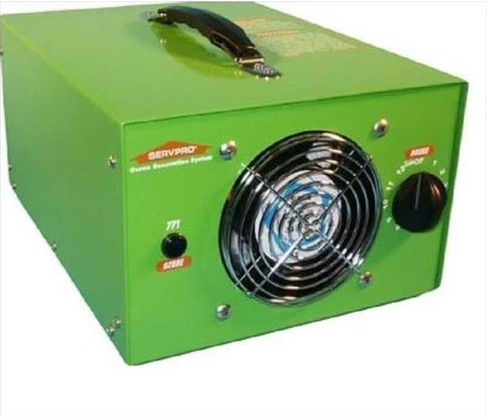 Ozone Generator Used for Odor Control