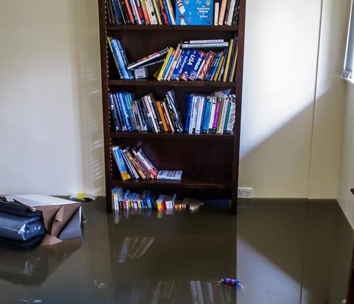 Water Damage Understanding Water Types in Knoxville, TN